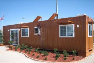 Instant Built House