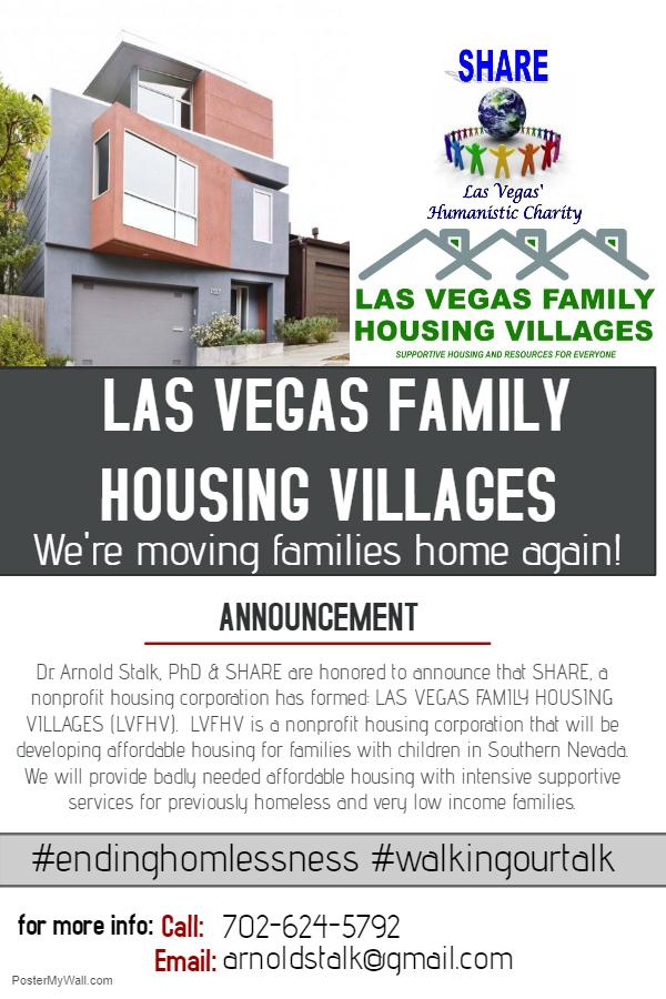 las vegas family housing villages share las vegas