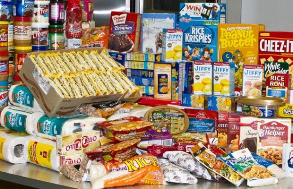 Help Stock the Veterans Village Pantry
